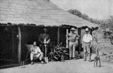 BSAC_settlers_Southern_Rhodesia